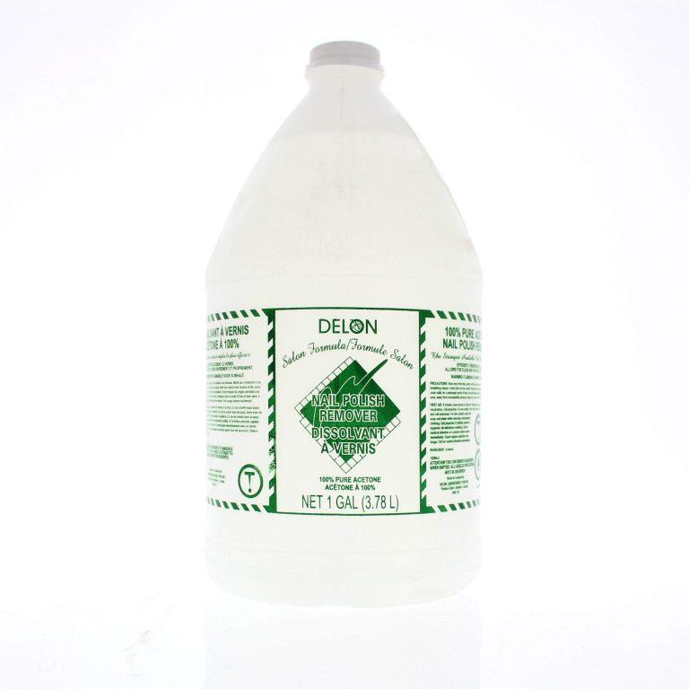 Nail Polish Remover100 Acetone Delon Laboratories