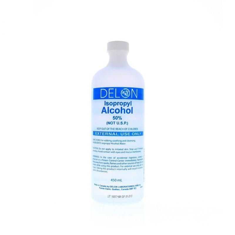 Alcohol | Delon Laboratories