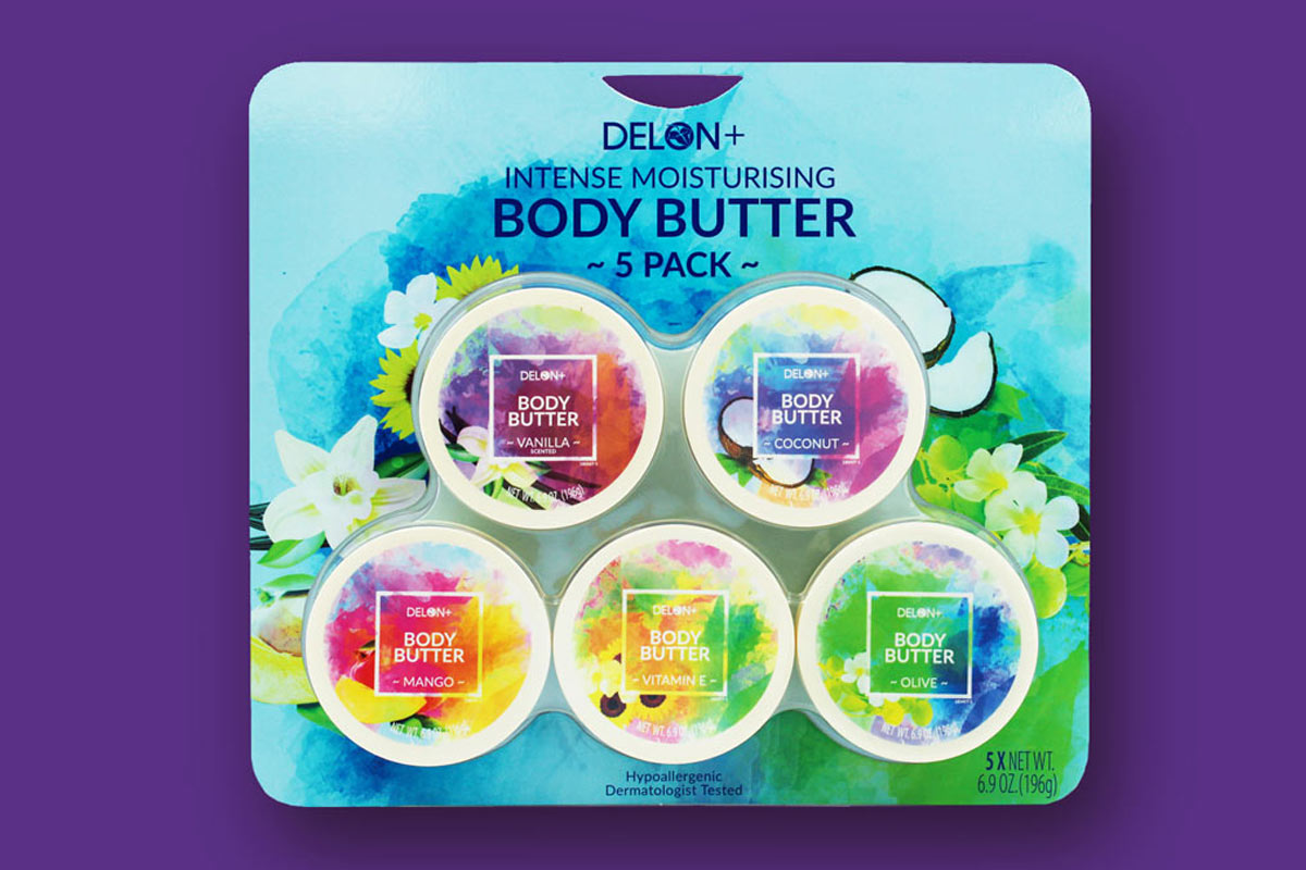 Costco-UK_BodyButter_5x200mL_Blister_Front