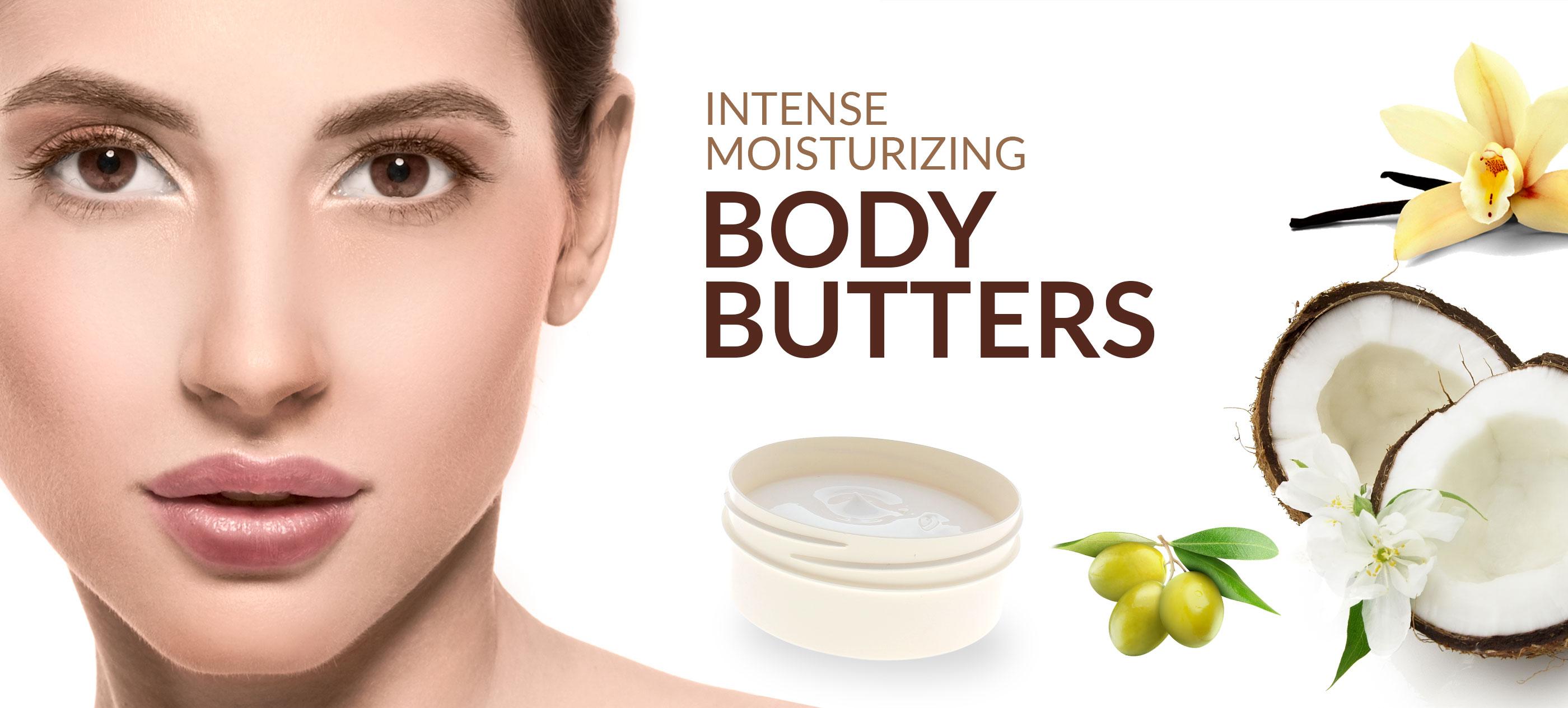 Moisturizing Body Butters Delon Laboratories